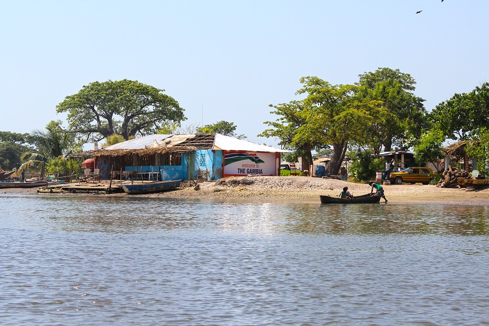 The Gambia, River