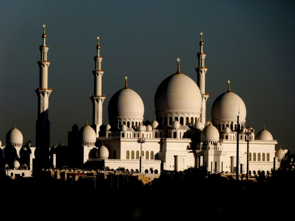 Covid19 Scam abu dhabi, mosque, islam