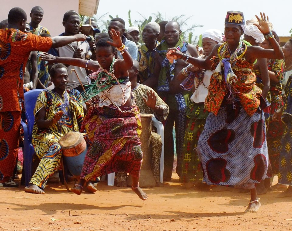voodoo, dance, benin