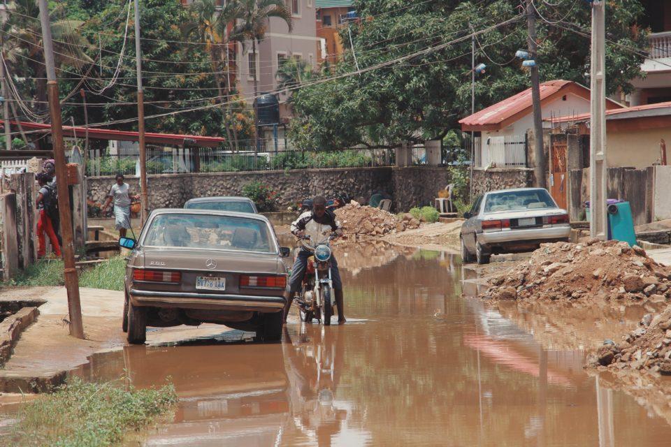 Bad Road to money Nigeria Scam @mkoleoshoworks via Twenty20