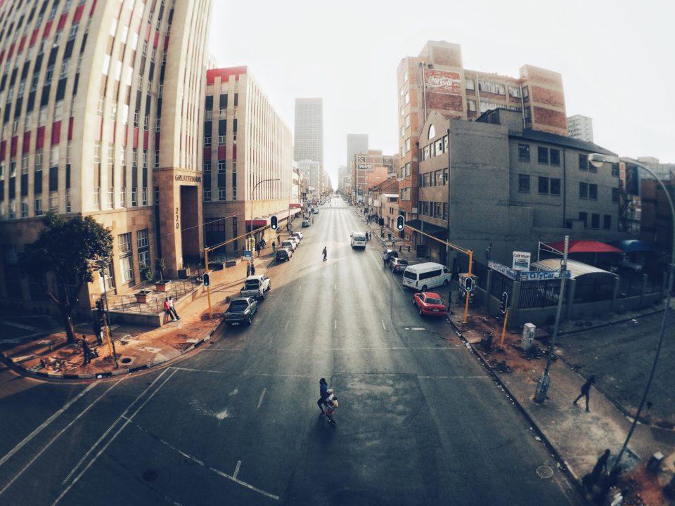 Downtown Joburg @alessiolr via Twenty20